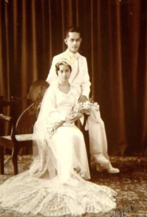 Eliodoro E. Marasigan & Rosario Esteban Marquez (Tatay and Inay)